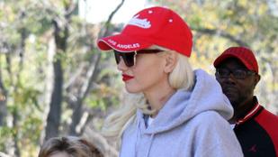 Most komolyan: mi történt Gwen Stefani nyakával?