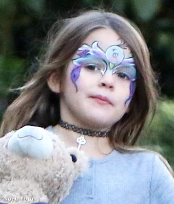 Matt Damon kétségtelenül büszke lehet magára és Luciana Barrosóra, hogy egy ilyen gyönyörű, bájos kislányt hoztak össze ők ketten, aki akkor is ilyen marad, ha nem a legelitebb iskolába íratják.