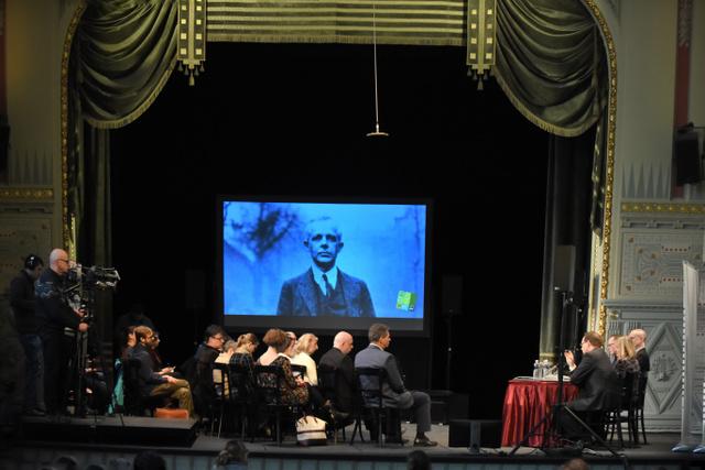A Bartók Világverseny és Fesztivál sajtótájékoztatója a Zeneakadémián