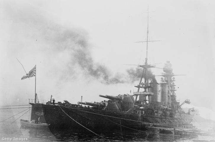 A Nagato hadihajó