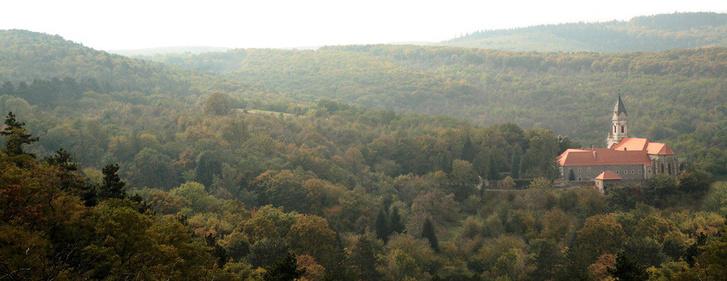 A sopronbánfalvi kolostor