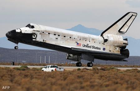 A Discovery landol tavaly szeptemberben