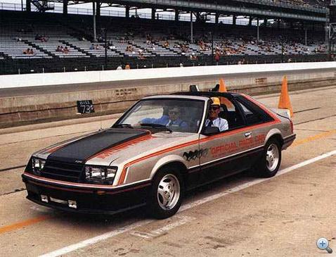 Az 1979-es Mustang Pace Car