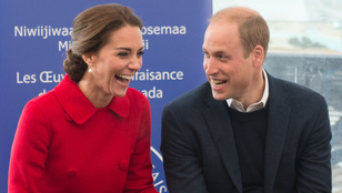 Katalin hercegné és Vilmos herceg tényleg tökéletes párost alkotnak