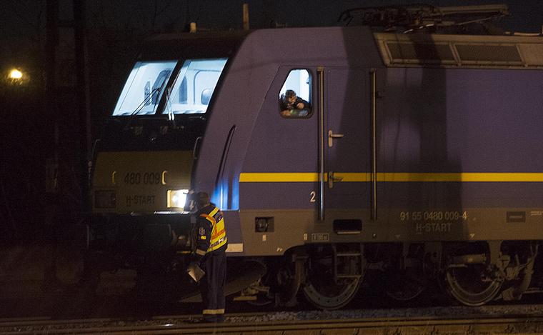 Háros halálos vonat 2
