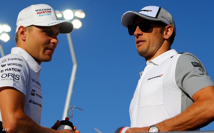 Bottas a Mercedesnél, Button a Williamsben?