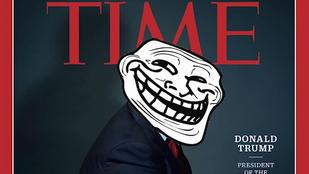Na, ki lett az év embere a Time magazin szerint?