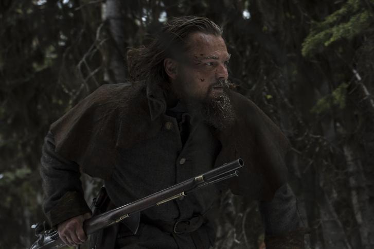 Leonardo DiCaprio A visszatérőben