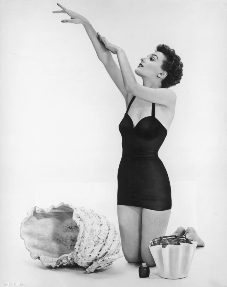Donna Wallace, valamikor az 50-es években