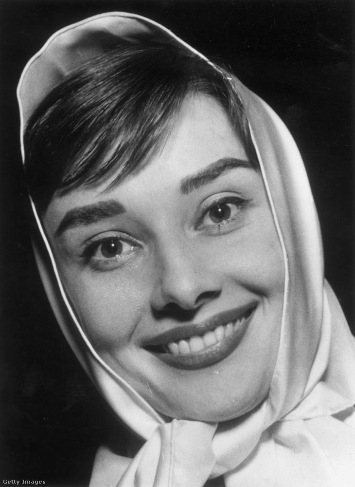 Audrey Hepburn, akit be sem kell mutatni