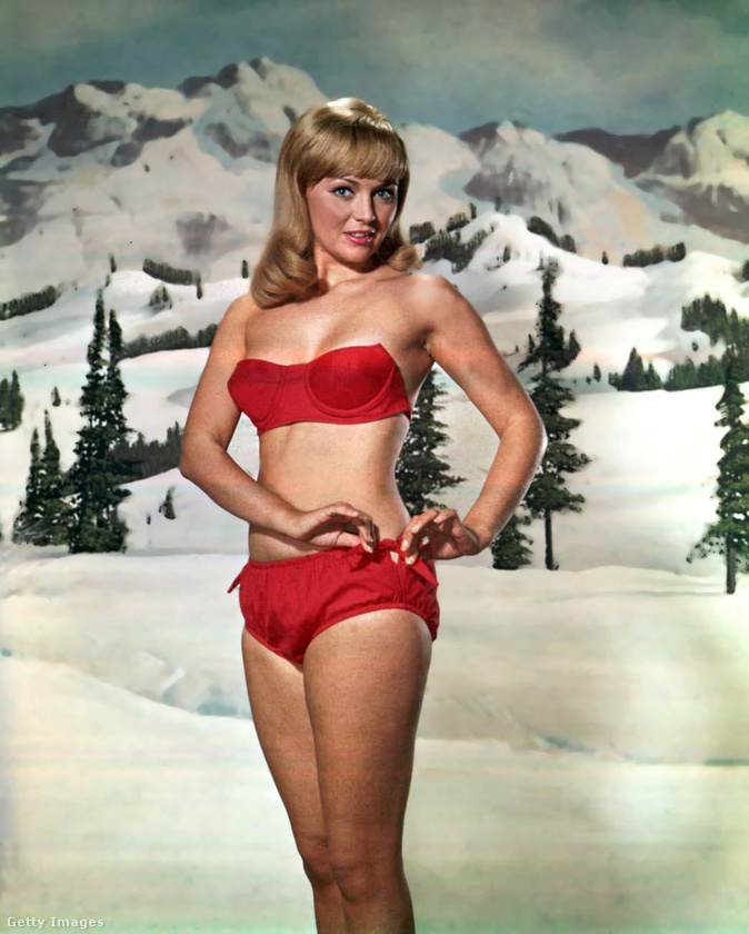 Linda Foster 1967-ben