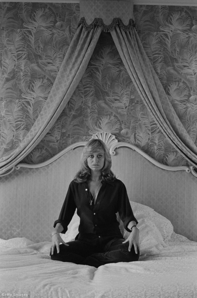 Susan George 1978-ban