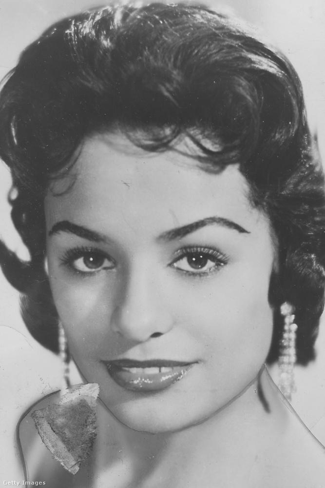 Barbara McNair amerikai színésznő és énekesnő