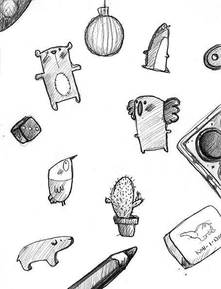 Agócs Írisz minta rajza