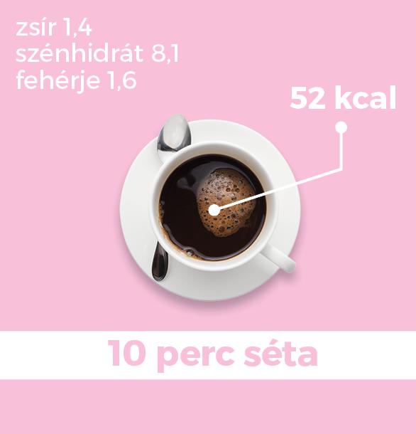 Kávé esetén                         meg érdemes tenni egy sétát a lakótelep körül.