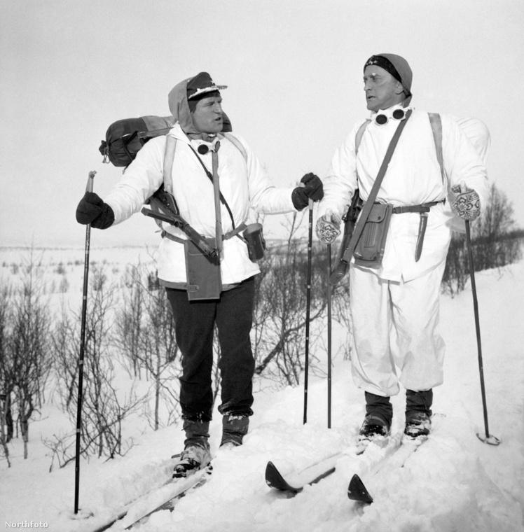 A kép a Telemark hősei című film helyszínén készült