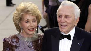 Kirk Douglas 100 éves lett