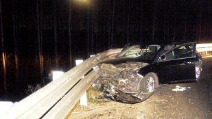 Halálos autóbaleset történt Soroksáron