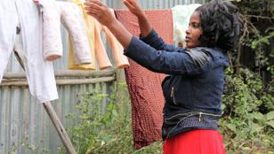 Ezen az etióp nőn nem látszik, hogy 9 éve nem evett