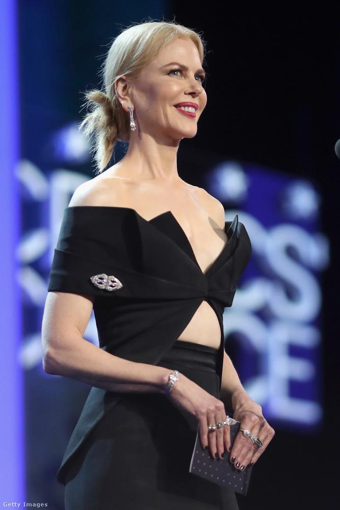 A legjobb színésznő Natalie Portman lett, a Jackie című filmért, amin nem csodálkozunk.