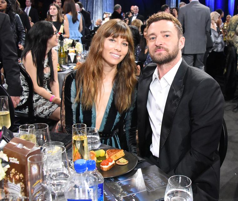 Az első gyerekük, Silas Randall Timberlake 2015 áprilisában született meg