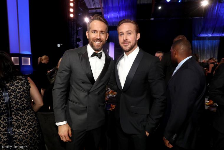 Két szép férfi, akit Ryannek hívnakcímű képet mutatjuk