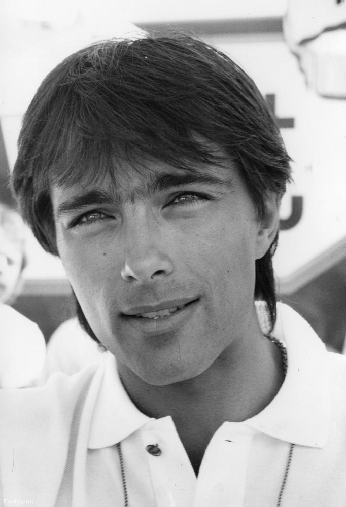 A 80-as évek legtehetségesebb magyar autósa, Kesjár Csaba 1988-ban, egy nürnbergi versenybalesetben halt meg