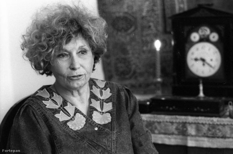 Az idén 85 éves, Kossuth-díjas színésznő, Schubert Éva gyakorlatilag minden szerepet el tudott játszani