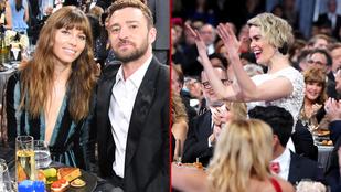Jessica Biel és Justin Timberlake buliztak egy jót