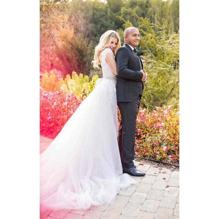 Október elején Szabó Zsófi megházasodott, ennek kapcsán pedig a mai napig röpködnek a helikopteres poénok.