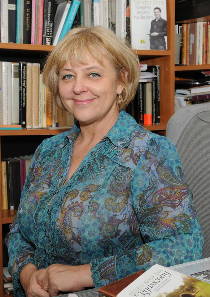Péterfy-Novák Éva