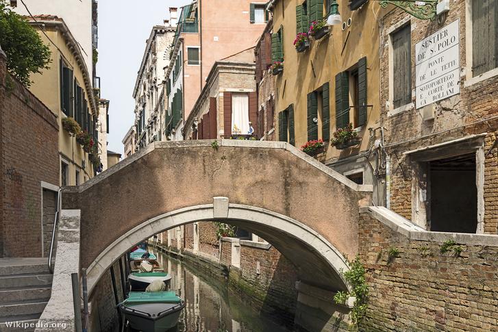 Ponte delle Tette (Venice)