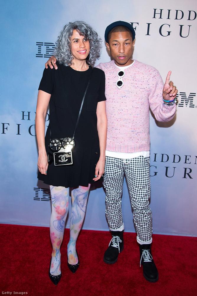 Pharrell Williams ugyanitt Mimi Valdes író-producerrel bratyizott