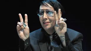 Így néz ki a való életben Marilyn Manson