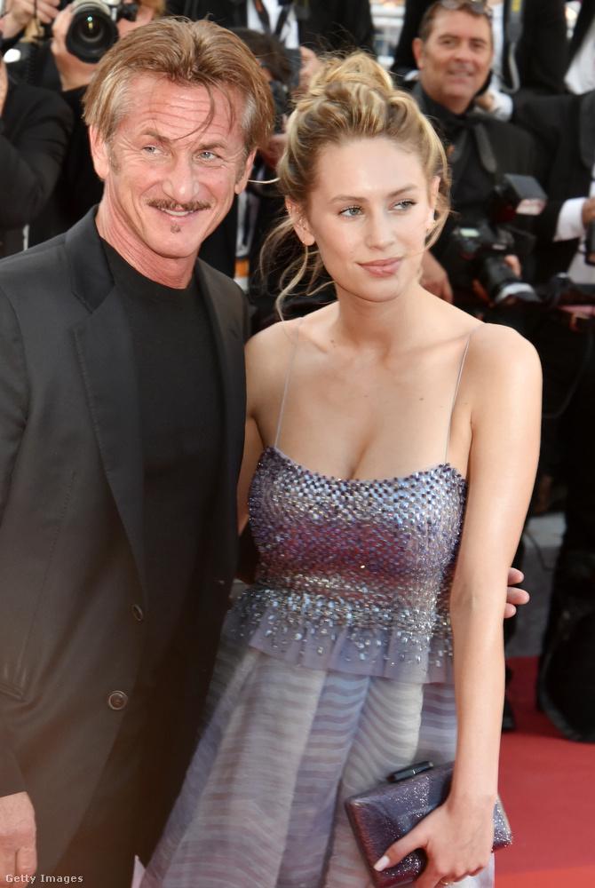 A Kardashianok után jöjjön Sean Penn és Robin Wright lánya, Dylan Penn