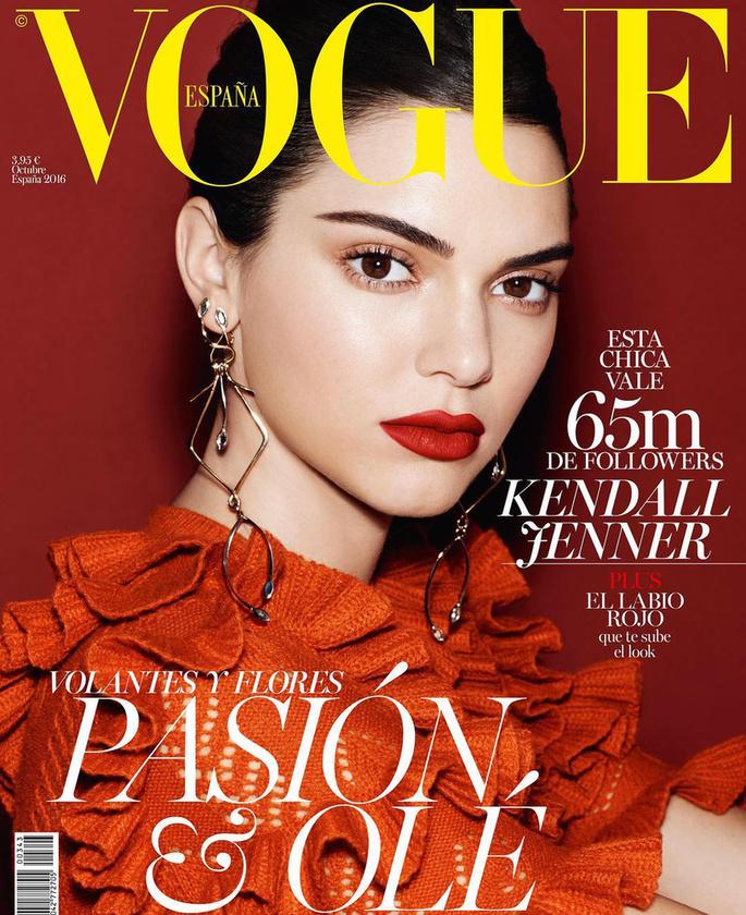 Jenner egészen a Victoria's Secretig és a Vogue-ig jutott
