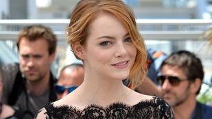Emma Stone annyit ordított, hogy örökre berekedt