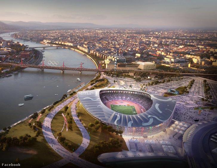 Olimpiai Stadion                         Látványtervek: Brick Visual