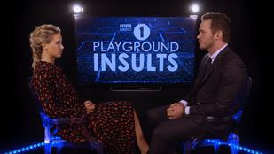 Jennifer Lawrence és Chris Pratt a földig oltotta egymást