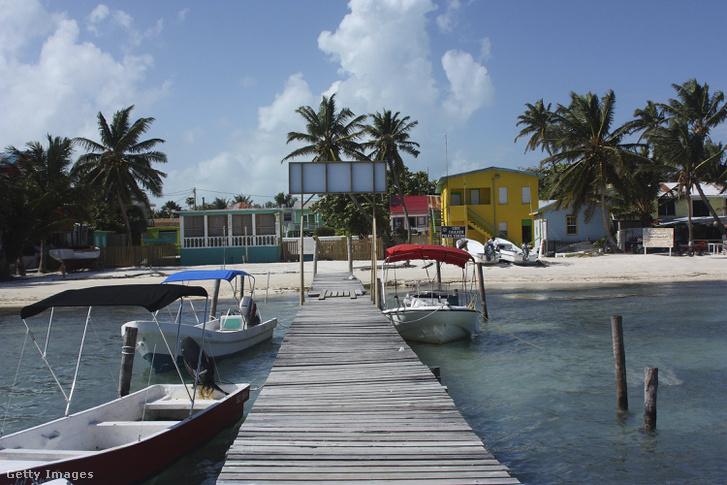 Belize: nincs hivatalos kapcsolat