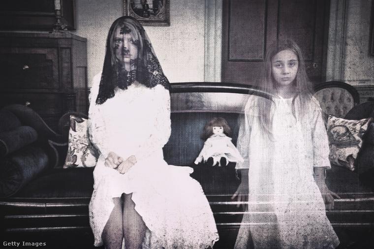 A családi szellemek szintén a rokonság miatt kászálódnak elő