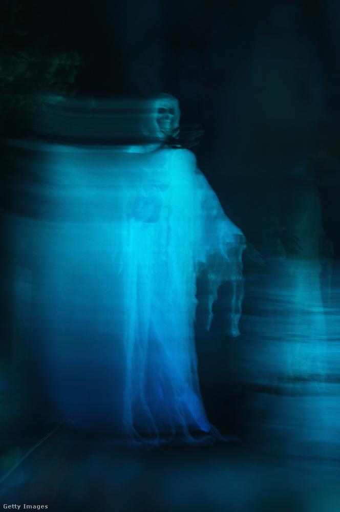 A megmaradó szellemek nem rajonganak a kommunikációért