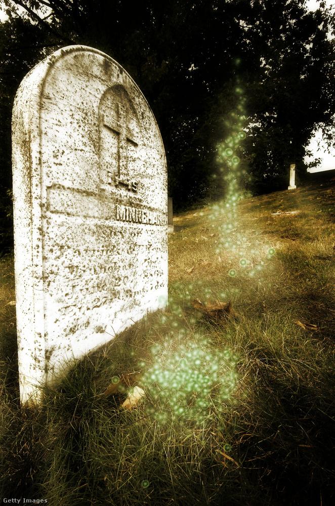A gömb alakú szellemek ténykedéséről már gazdag dokumentáció született