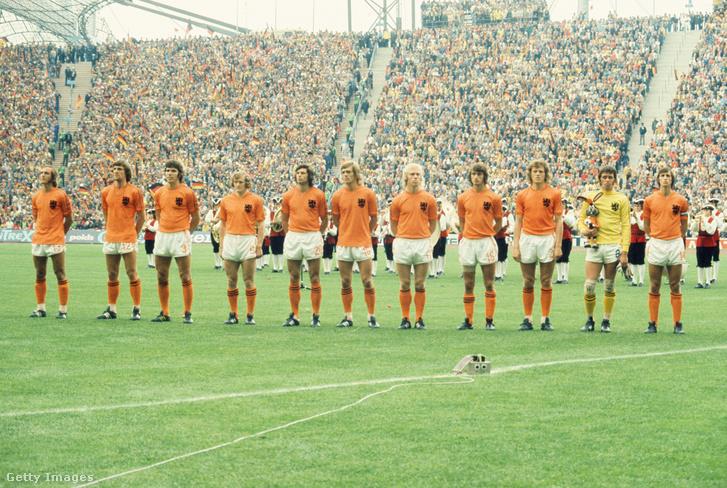 Az 1974-es holland válogatott