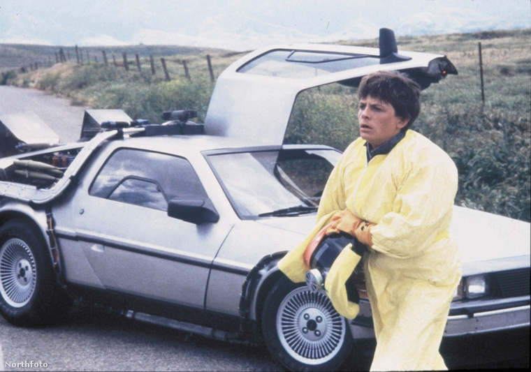 Tehát Marty egyedül indul el kalandozni az időben