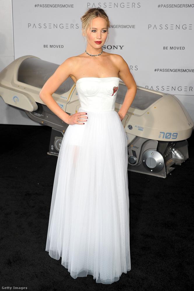 Jennifer Lawrence-szel búcsúzunk