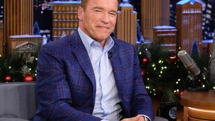 Arnold Schwarzenegger testével 1994 óta nem történt ilyen