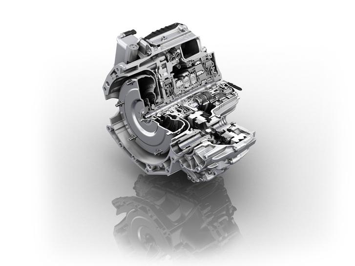 Automata váltó keresztmotoros, fronthajtású autóhoz (ZF)
