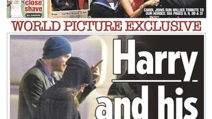Végre! Itt az első közös fotó Harry hercegről és barátnőjéről