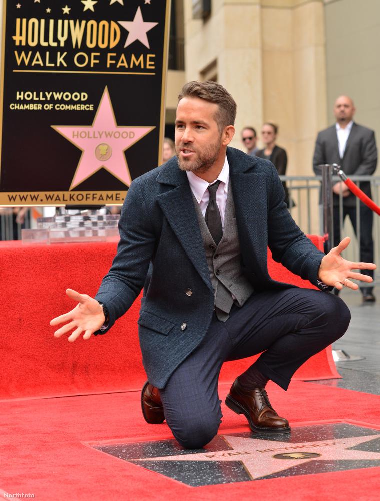 ApropóAz, hogy egy színész kapott egy csillagot, akár itt meg is állhatna